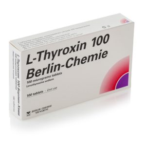 Levothyroxine Sodium t4 berline