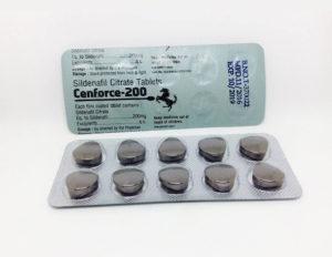 Cenforce-200 10 tabbladen online kopen