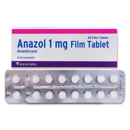 Anastrozole (Anazol, Arimidex)