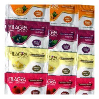 Sildenafil jelly (Filagra jelly, Viagra jel)