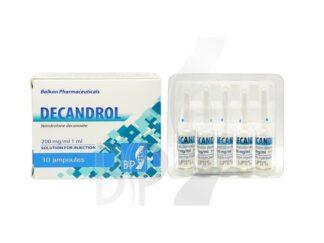 Nandrolone Decanoate ( Deca, Deca-Durabolin, Decandrol, Nandrolona-D)]
