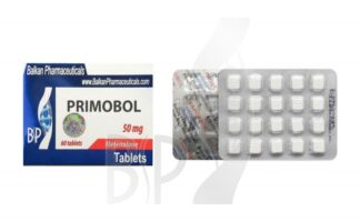 Methenolone Acetate (Primobol Tablets)