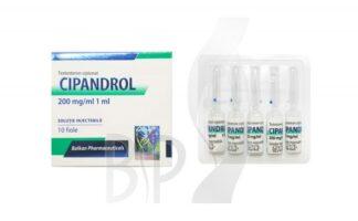 Testosterone Cypionate (Cipandrol, Testosterona-C, Depot CYP 250, Testover-C)