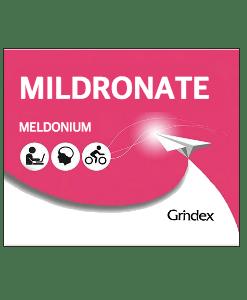 MELDONIUM [MILDRONATE]